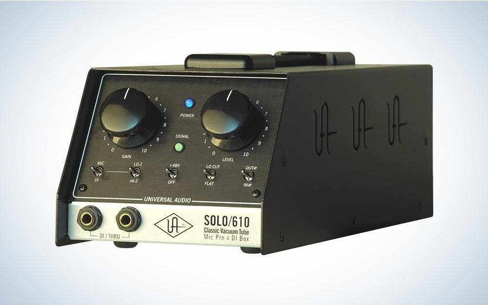 Universal Audio SOLO/610 Tube Mic Pre & DI Box