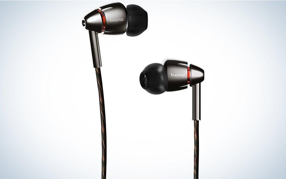 1MORE Quad Drive In-Ear Earphones