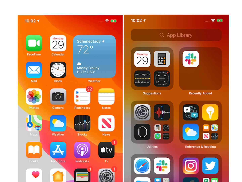 Apple iOS 14 update