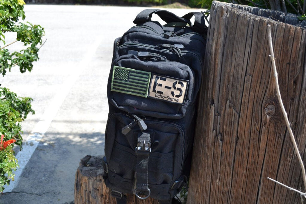 Get Home Bag: 72-Hr Emergency Gear with KN95 Mask