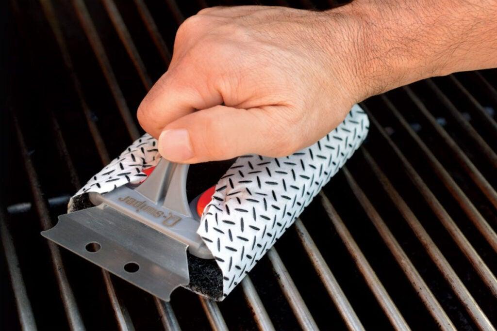 Q-Swiper® BBQ Grill Cleaning Bundle