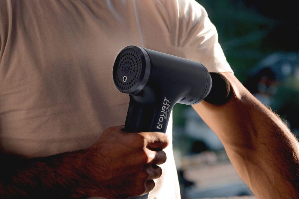Aduro Sport Elite Recovery Massage Gun