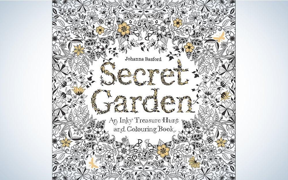The Secret Garden, by Johanna Basford