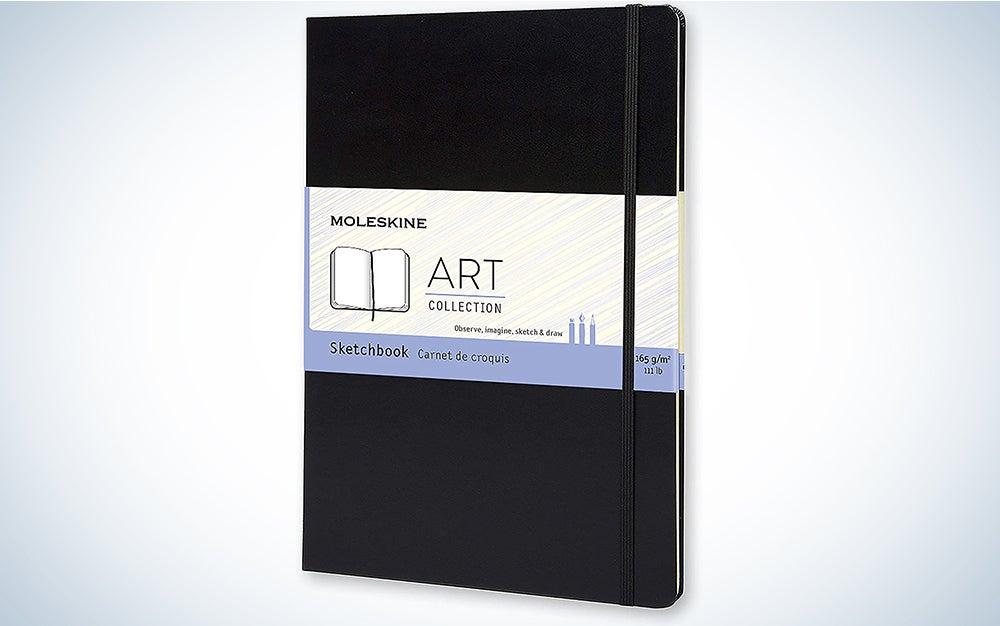 Moleskine Art Sketchbook, Hard Cover, A4