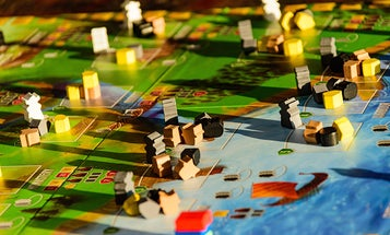 Adventurous board games that take you to another world