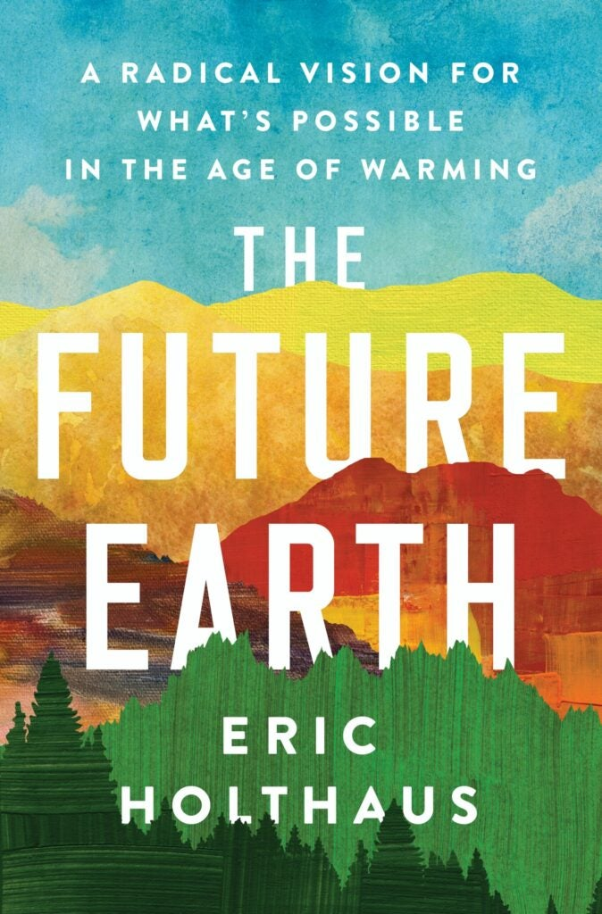 Cover of The Future Earth.