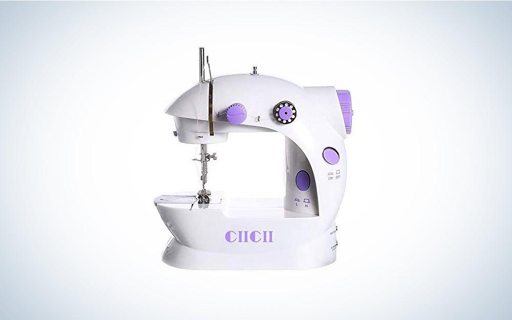Enjoylf Mini Handheld Sewing Machine