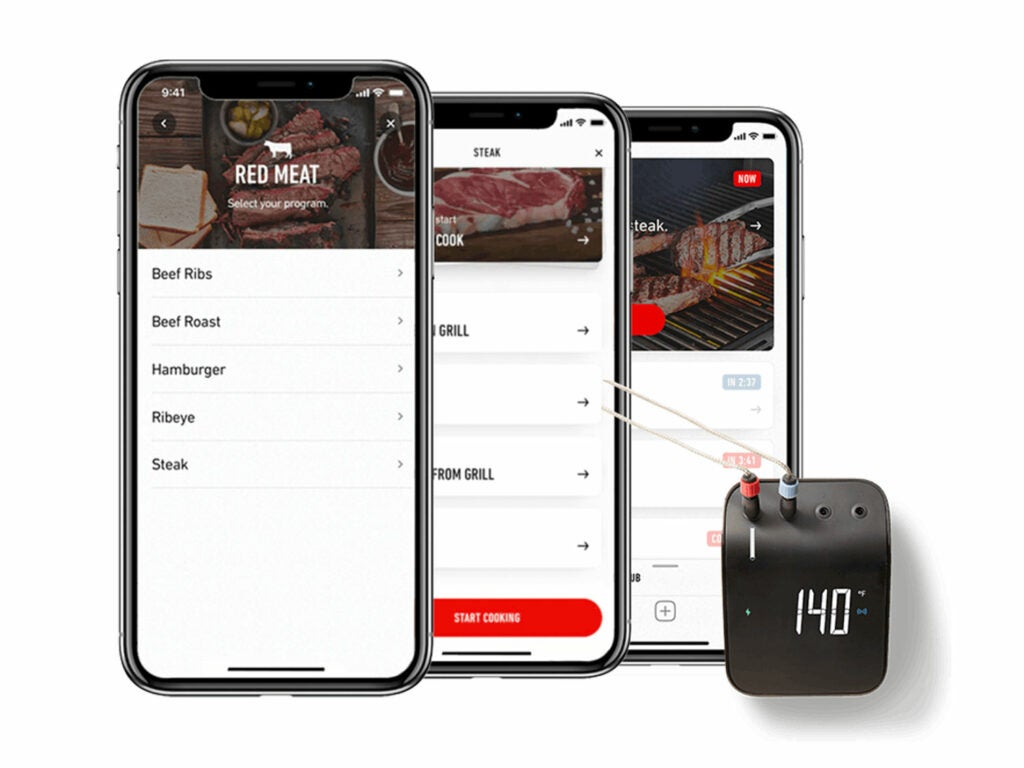 Weber Connect Smart Grill Hub