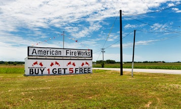 Why are we hearing more fireworks than usual?
