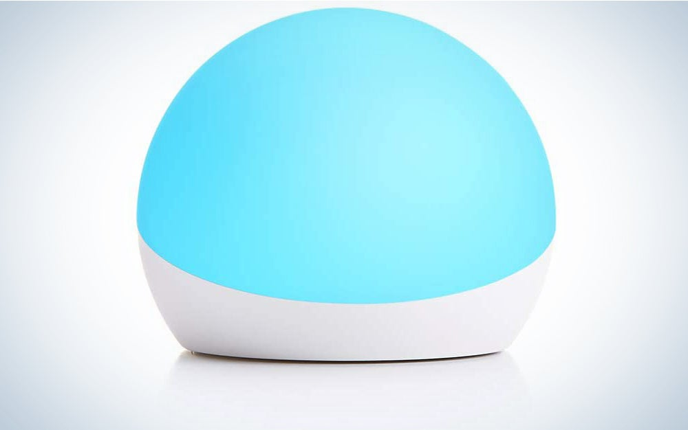 Echo Glow - Multicolor smart lamp for kids