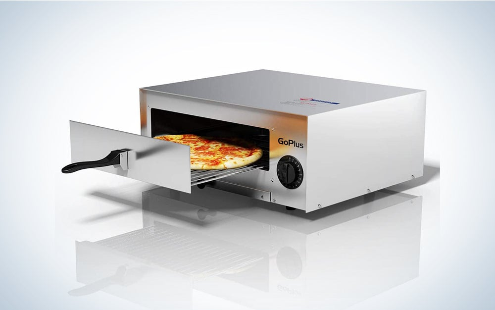 Giantex Pizza Bake Oven Kitchen Pizza Toaster Home Commercial Countertop Pizza Maker