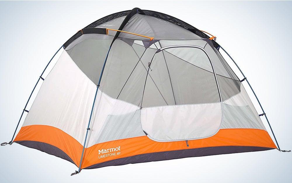 Marmot Limestone Four-Person Tent