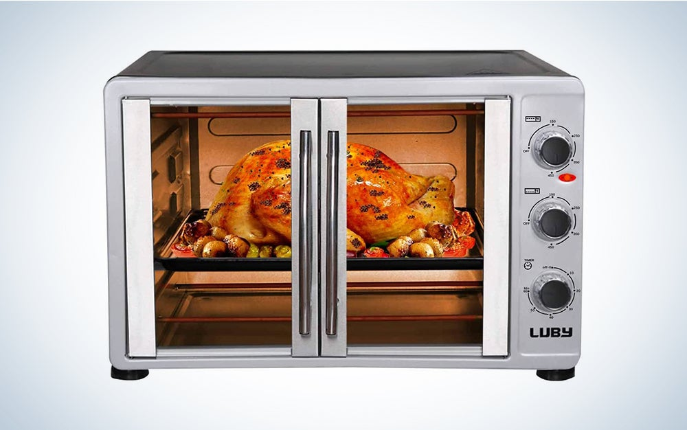 Luby Large Toaster Countertop Oven