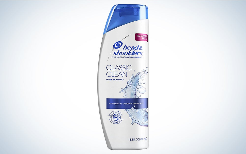 Head and Shoulders Classic Clean Daily-Use Anti-Dandruff Shampoo