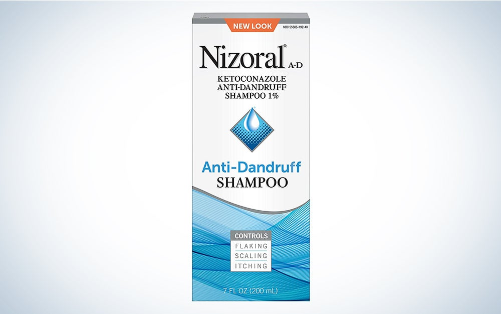 Nizoral A-D Anti-Dandruff Shampoo