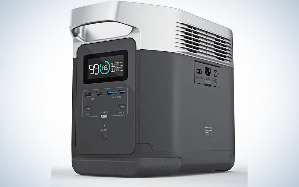 ECOFLOW Portable Power Station EFDELTA