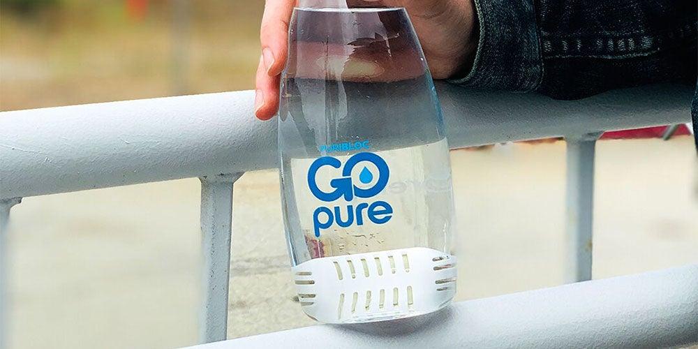 GOpure Pod Water Purifier: 2-Pack