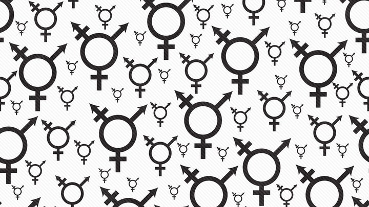 The transgender symbol