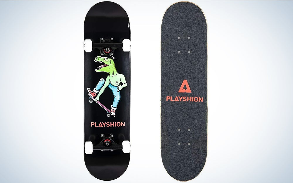 Playshion 31 Inch Trick Skateboard