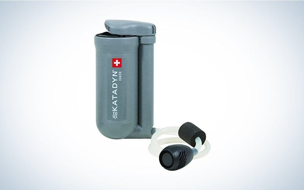 Katadyn Hiker Microfilter Water Filter