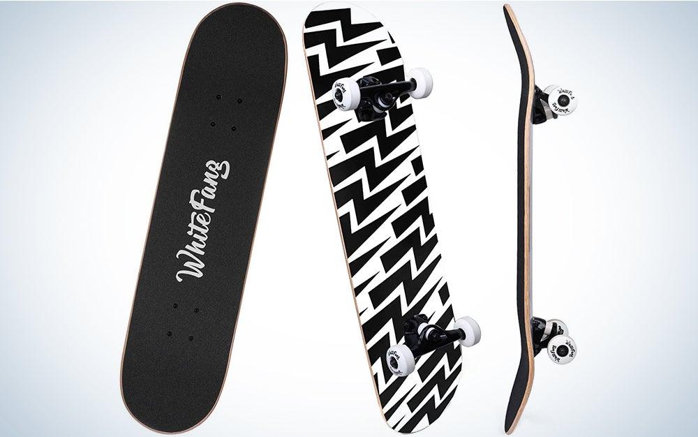 WhiteFang Skateboards