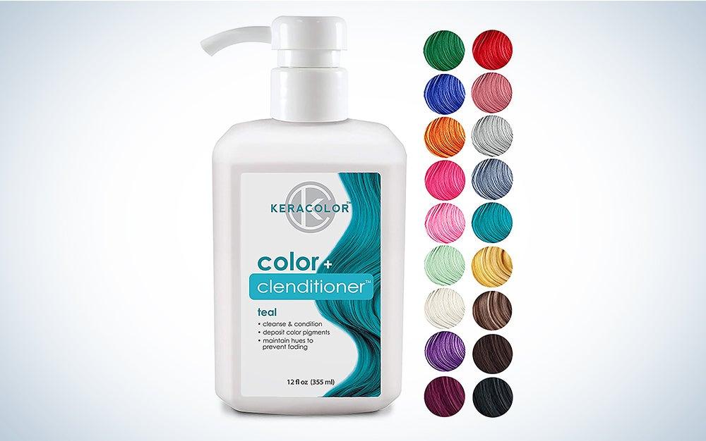 Keracolor Clenditioner Hair Dye