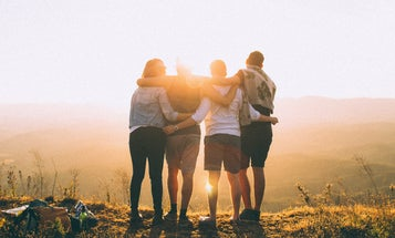 Humans owe our evolutionary success to friendship