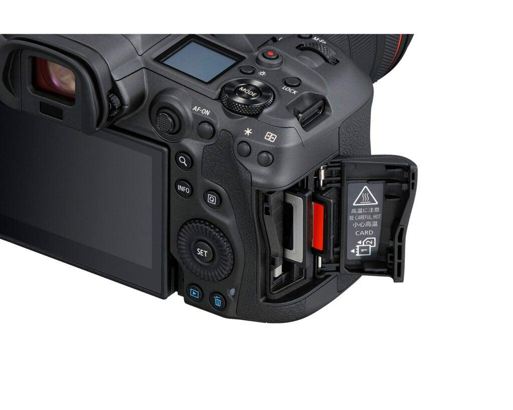 Canon R5 CF Express