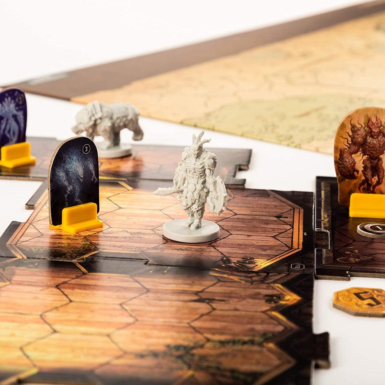 board games pieces