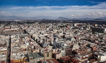Mexico City buried its river and lakes to prevent disease. But then COVID-19 happened.