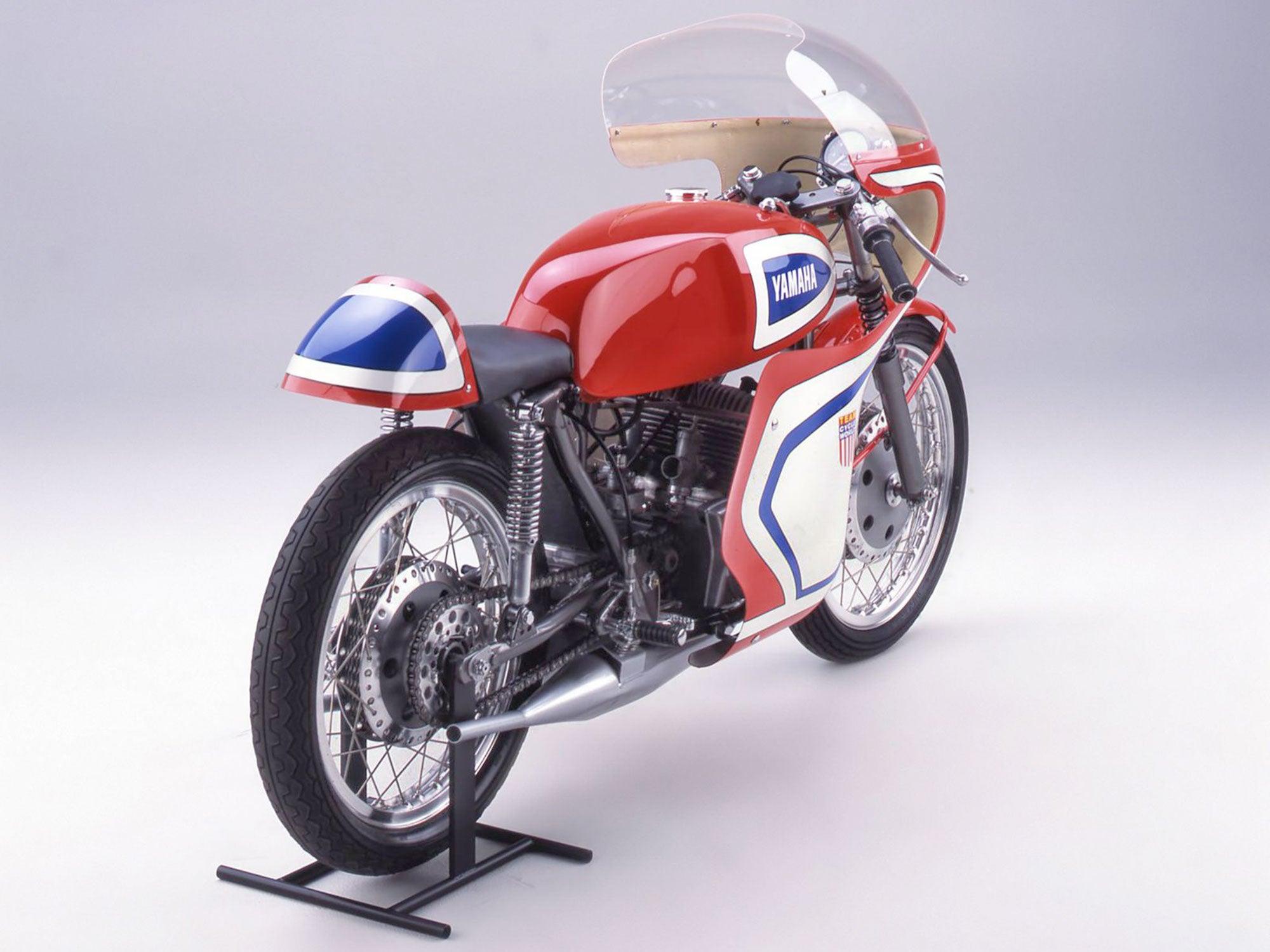 Yamaha's TD1-B