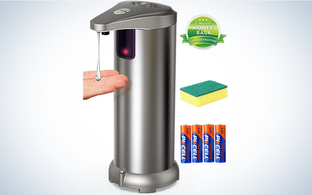 Apanage Automatic Soap Dispenser