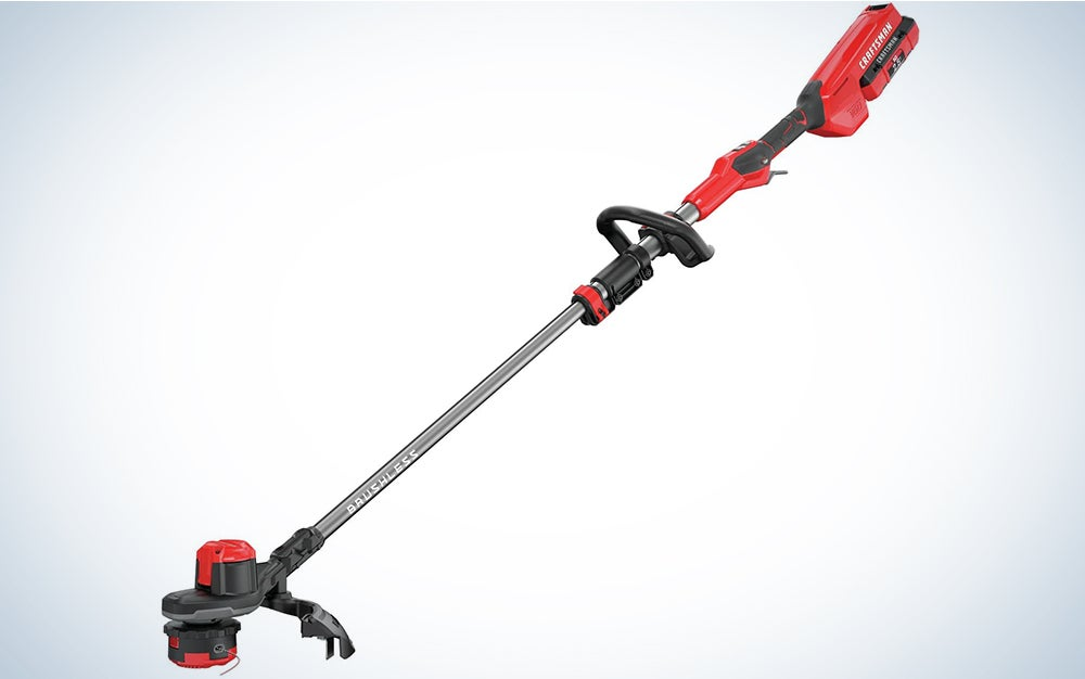 Craftsman V60 WEEDWACKER String Trimmer