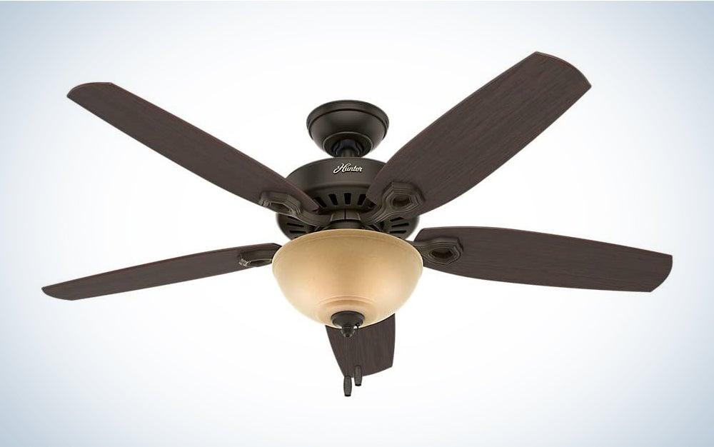 Hunter Fan Company Builder Deluxe Ceiling Fan