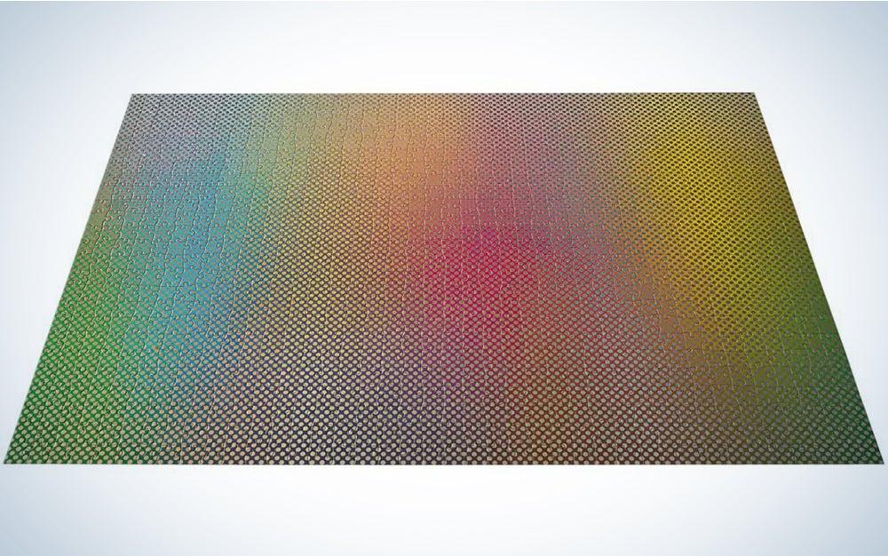 1000 Vibrating Colors Puzzle