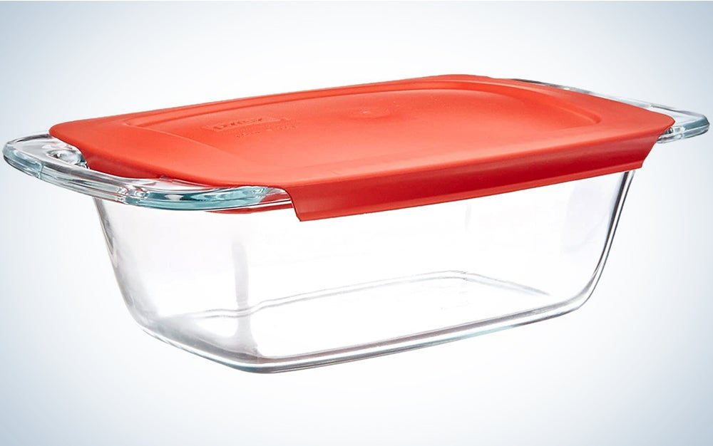 Pyrex Easy Grab Glass Loaf Dish