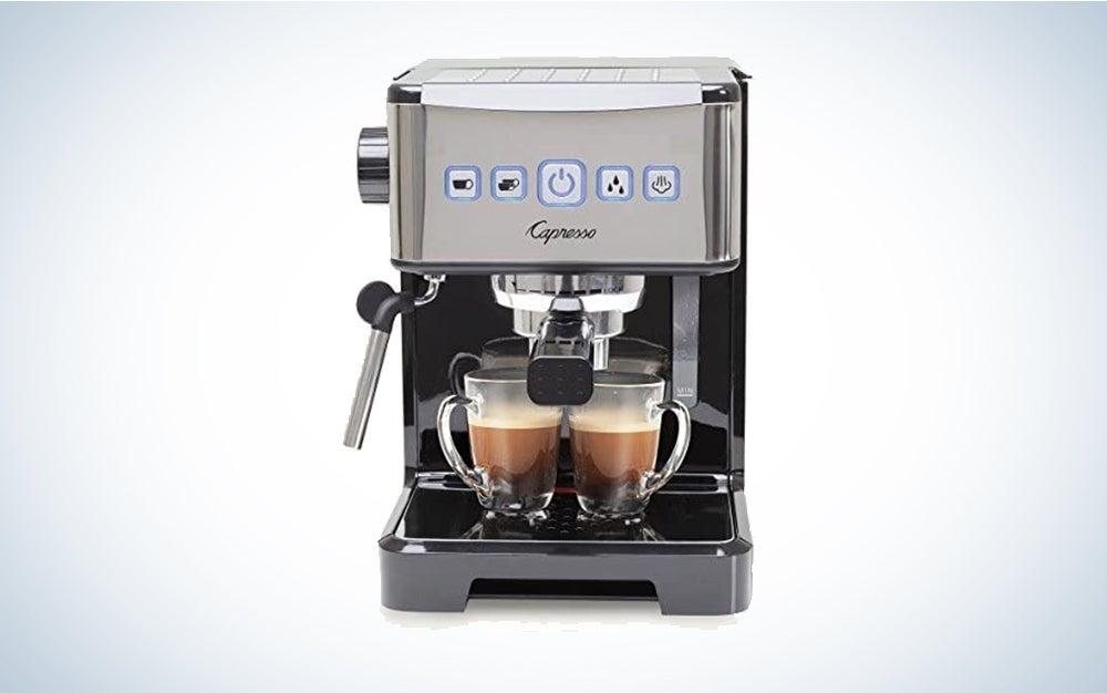 Capresso Ultima Pro Programmable Pump Espresso Machine