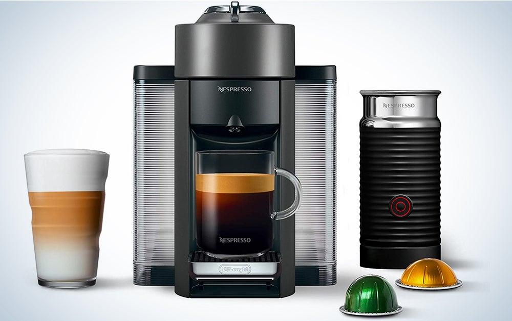 Nespresso by De'Longhi Original Espresso Machine Bundle