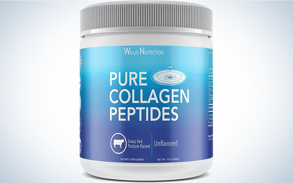 Pure Collagen Protein Powder