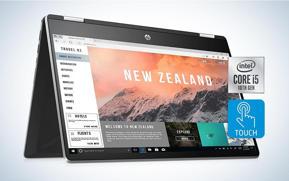 HP Pavilion Convertible Laptop