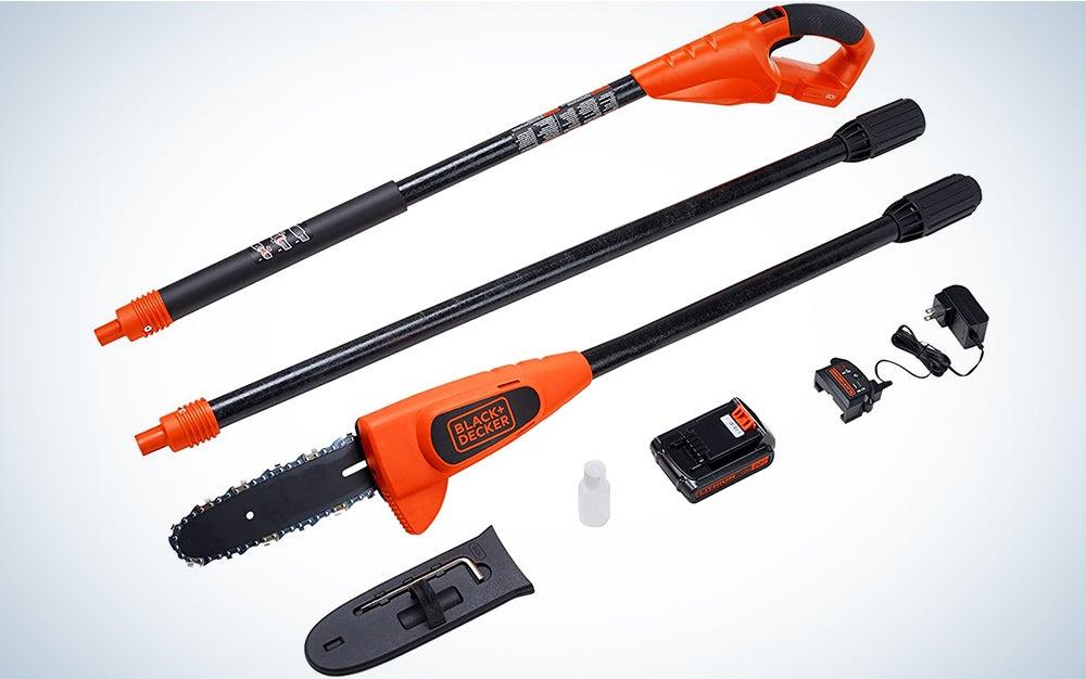 Black & Decker 20V MAX Eight-inch Pole Saw