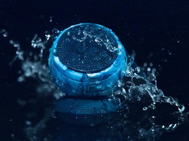 The Barnacle Vibe 2.0: 100 Percent Waterproof Speaker