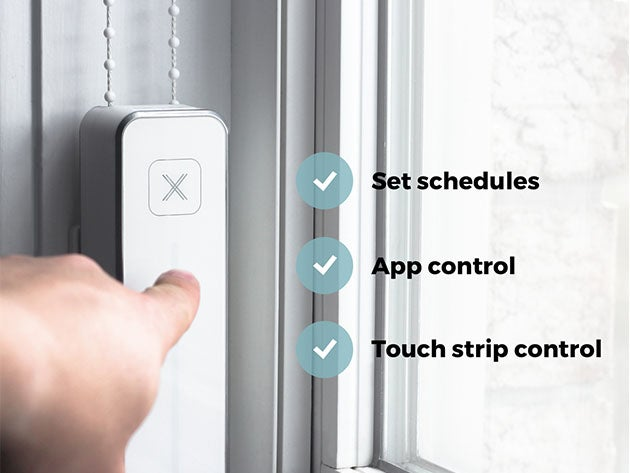 AXIS Gear: Smart Blinds Controller