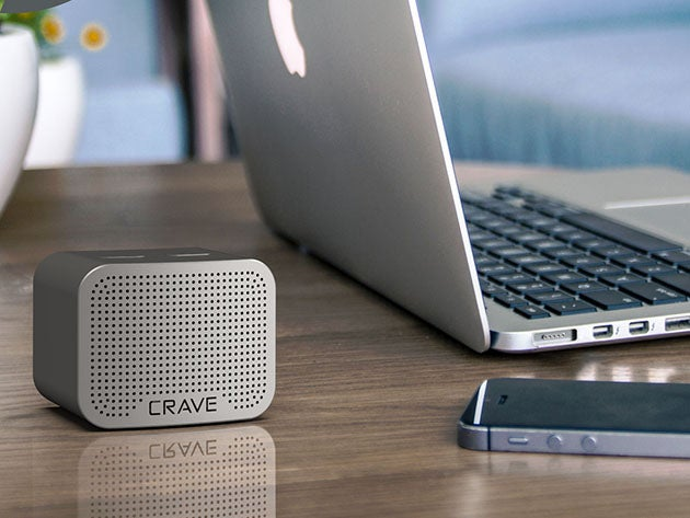Crave Curve Mini 5W Bluetooth Speaker