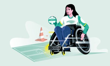 How different wheelchair designs can help Paralympians excel