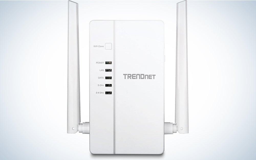 TRENDnet Wi-Fi Everywhere Powerline 1200 AV2 AC1200 Wireless Access Point