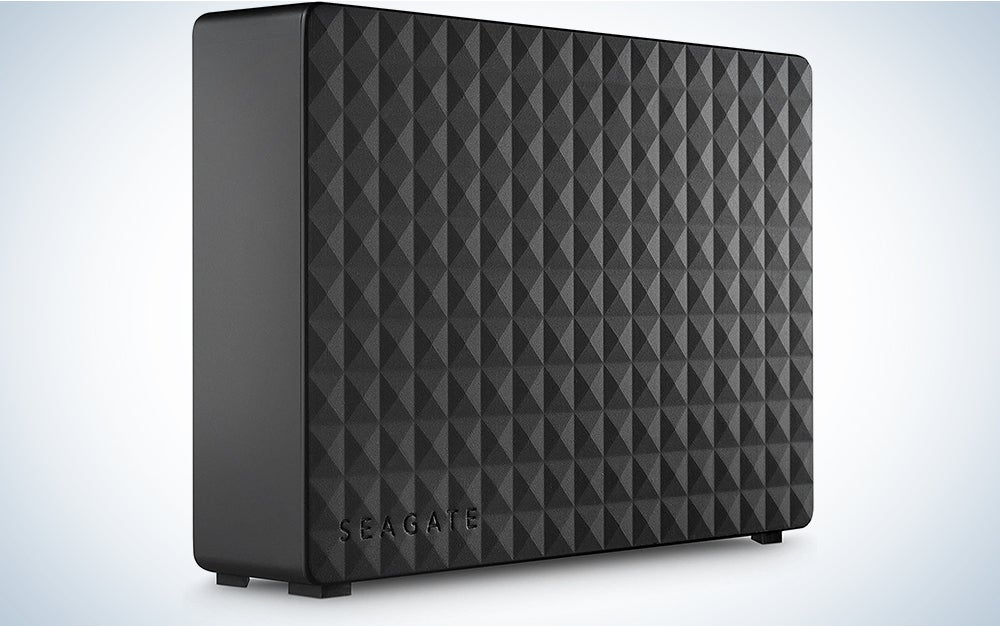 Seagate Desktop 16TB External Hard Drive HDD