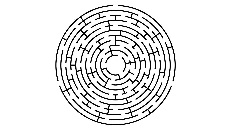 Head trip maze