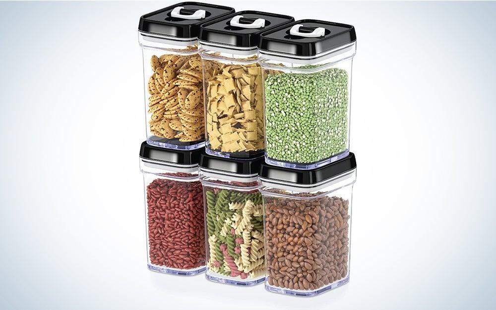 DWËLLZA KITCHEN Airtight Food Storage Containers