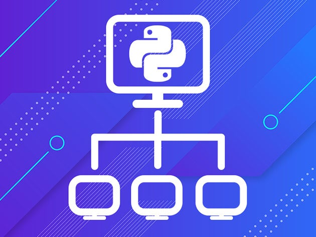 Python 3 Network Programming (Sequel) - Build 5 More Apps